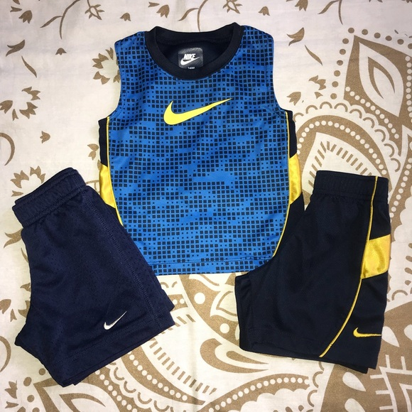 Baby Boy Nike Bundle <div class=